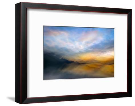 Slocan Lake 1-Ursula Abresch-Framed Art Print