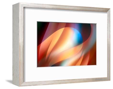 Curves-Ursula Abresch-Framed Art Print