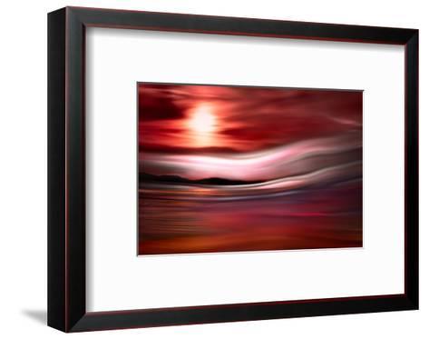 Vancouver Evening-Ursula Abresch-Framed Art Print