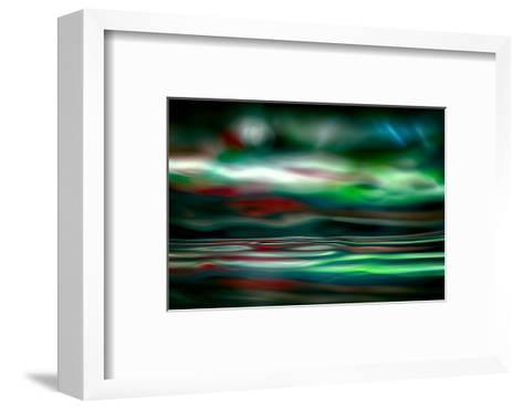 NorthernLights-Ursula Abresch-Framed Art Print