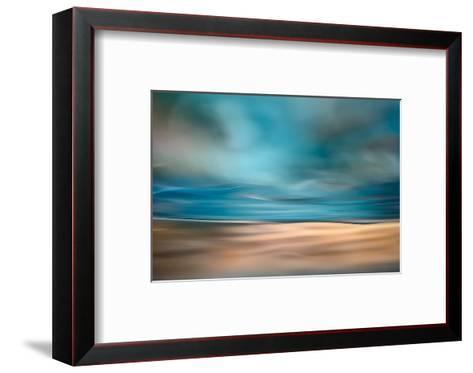 The Beach-Ursula Abresch-Framed Art Print