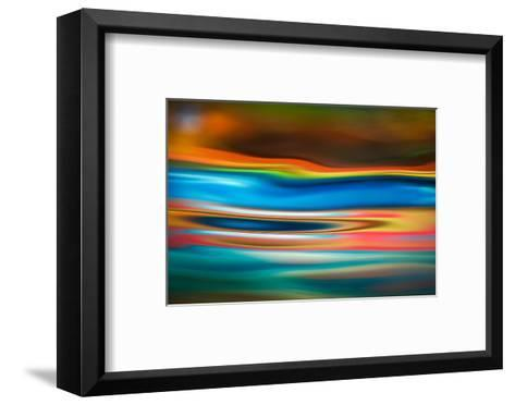 A River Runs Through It-Ursula Abresch-Framed Art Print