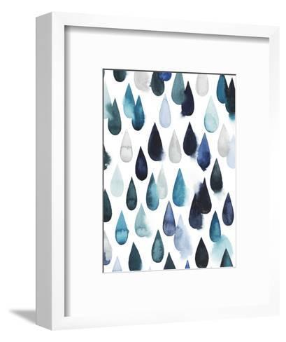 Water Drops II-Grace Popp-Framed Art Print