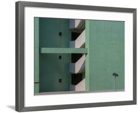 Geometries-Marco Carmassi-Framed Art Print