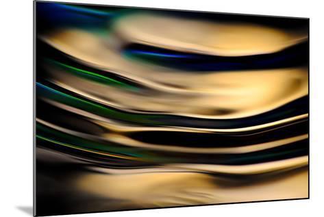 Golden Water-Ursula Abresch-Mounted Photographic Print