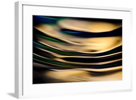 Golden Water-Ursula Abresch-Framed Art Print