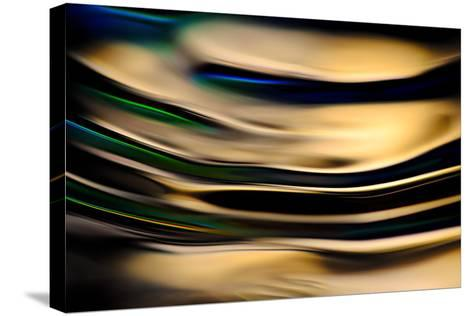 Golden Water-Ursula Abresch-Stretched Canvas Print