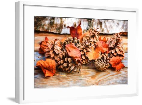 Fall Toys-Philippe Sainte-Laudy-Framed Art Print