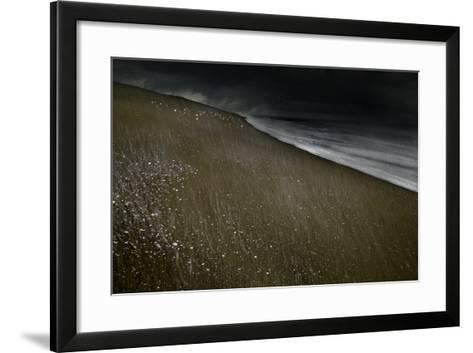 Against the Tide-Valda Bailey-Framed Art Print