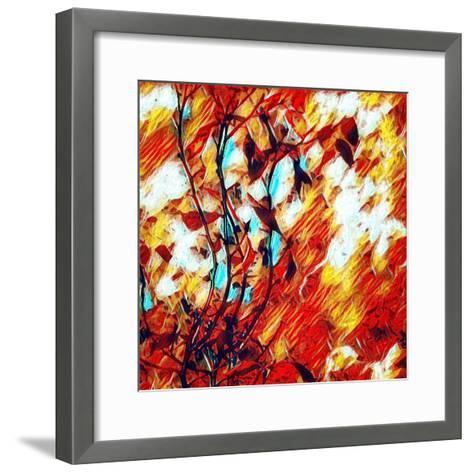 Vines-Ursula Abresch-Framed Art Print