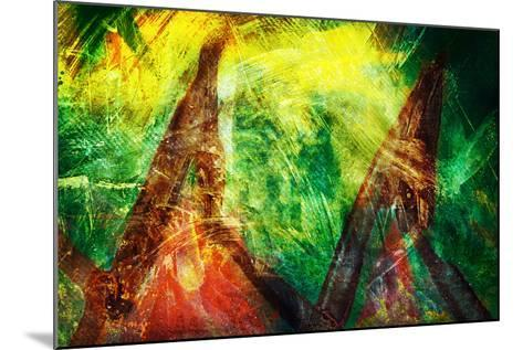 Teepees-Ursula Abresch-Mounted Photographic Print