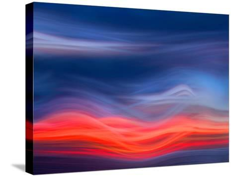 Lost in Space-Marco Carmassi-Stretched Canvas Print