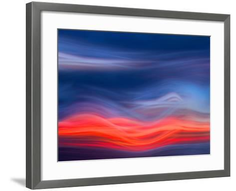 Lost in Space-Marco Carmassi-Framed Art Print