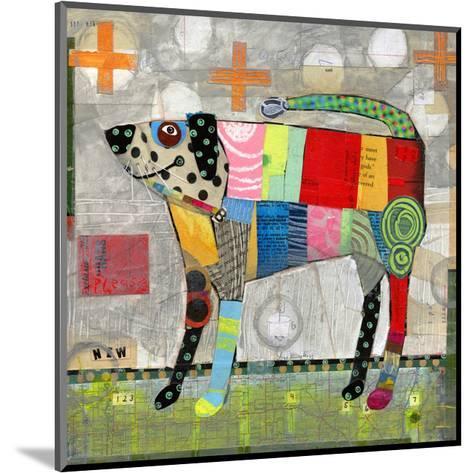Coat of Many Colors-Judy Verhoeven-Mounted Art Print