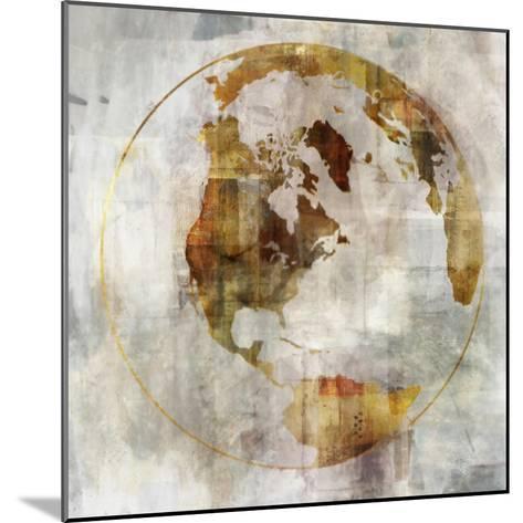 Worlds Apart-Ken Roko-Mounted Art Print