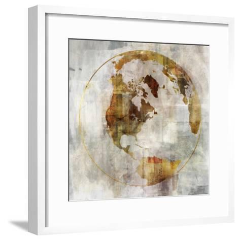 Worlds Apart-Ken Roko-Framed Art Print