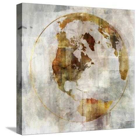 Worlds Apart-Ken Roko-Stretched Canvas Print