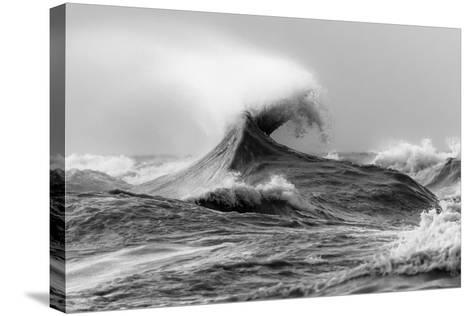 November Gales 1-Mark Spowart-Stretched Canvas Print