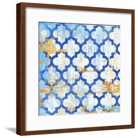 Moroccan Spa 1-Devon Ross-Framed Art Print