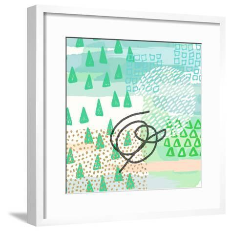 Swirlée 2-Evangeline Taylor-Framed Art Print