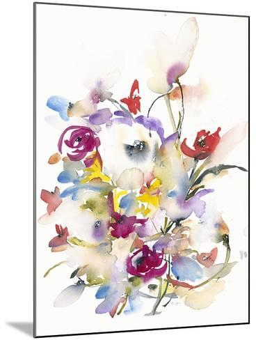 Cheerful Garden-Karin Johannesson-Mounted Art Print