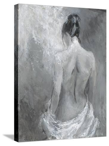 Draped Figure 2-Karen Wallis-Stretched Canvas Print