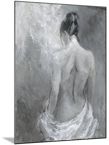 Draped Figure 2-Karen Wallis-Mounted Art Print