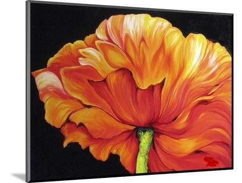 A Single Poppy-Marcia Baldwin-Mounted Art Print