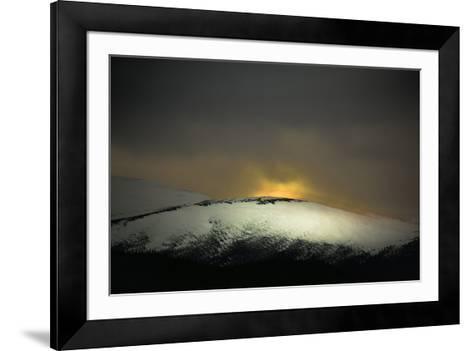 Highland Dawn-Valda Bailey-Framed Art Print