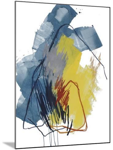 Fall of 2016 No. 1-Ying Guo-Mounted Art Print