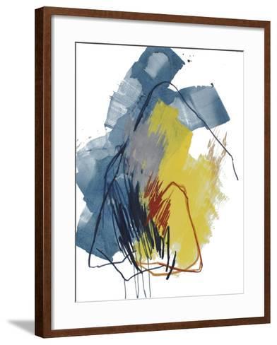 Fall of 2016 No. 1-Ying Guo-Framed Art Print