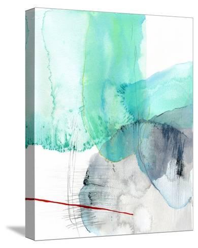 Beach Study 1-Elisa Sheehan-Stretched Canvas Print