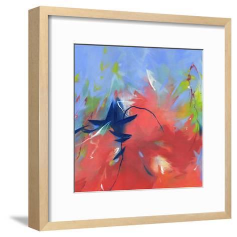 Bonfire-Elisa Sheehan-Framed Art Print