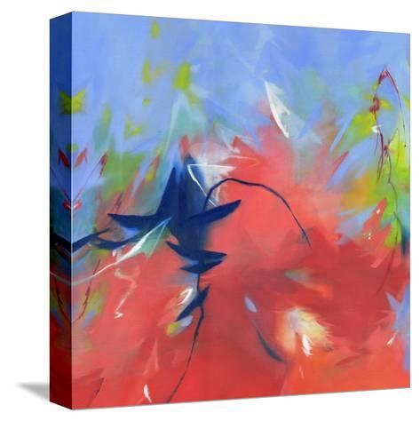 Bonfire-Elisa Sheehan-Stretched Canvas Print