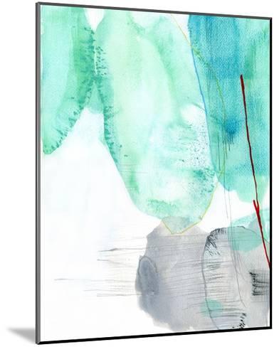 Beach Study 2-Elisa Sheehan-Mounted Art Print