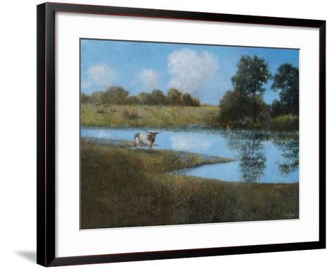Follow Your Horizon-Thomas Stotts-Framed Art Print