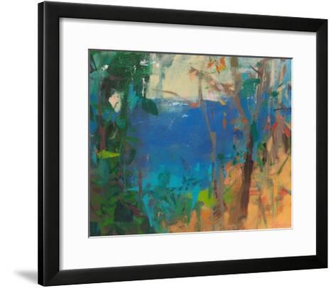 Skylark-Angela Saxon-Framed Art Print