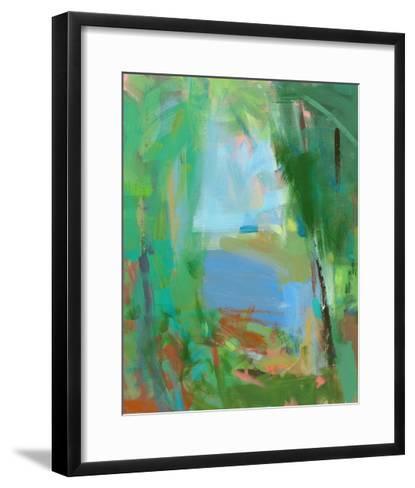 Summer Swim-Angela Saxon-Framed Art Print