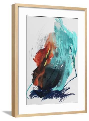 The Summer No. 5-Ying Guo-Framed Art Print