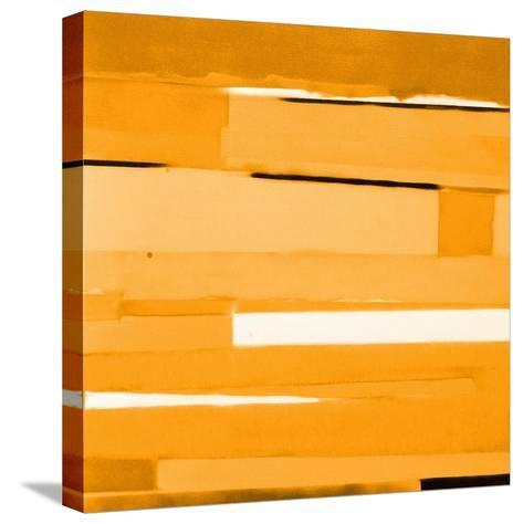Gold Monochromatic-Gil Miller-Stretched Canvas Print