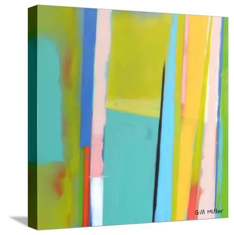 Urban Summer 5-Gil Miller-Stretched Canvas Print
