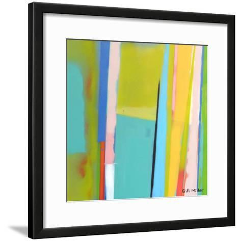Urban Summer 5-Gil Miller-Framed Art Print