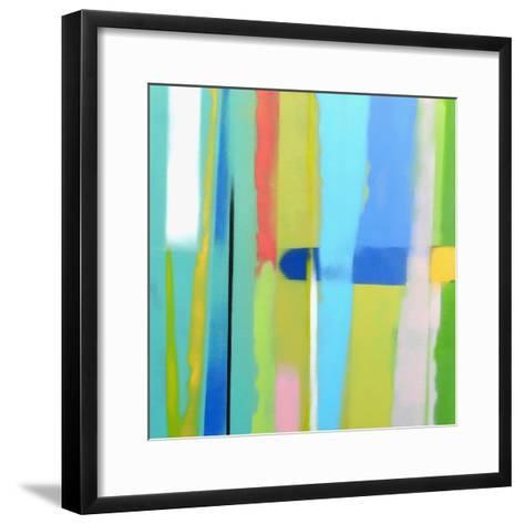 Urban Summer 3-Gil Miller-Framed Art Print