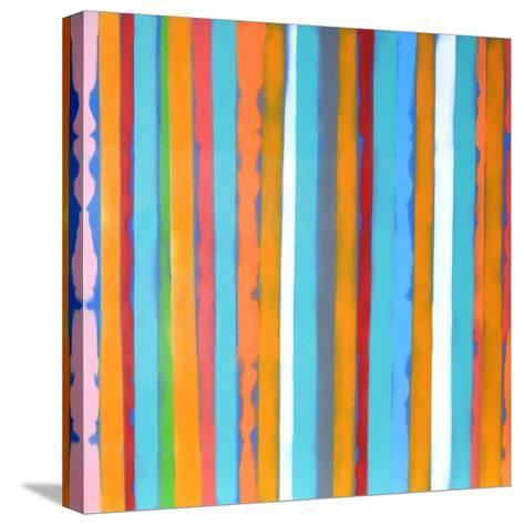 Urban Summer 17-Gil Miller-Stretched Canvas Print