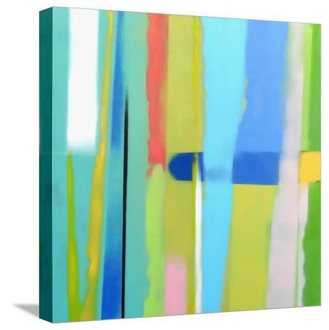 Urban Summer 3-Gil Miller-Stretched Canvas Print