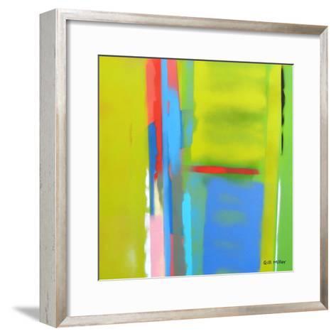 Urban Summer 6-Gil Miller-Framed Art Print