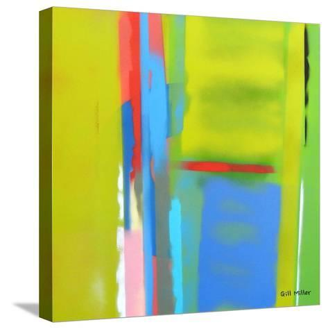 Urban Summer 6-Gil Miller-Stretched Canvas Print