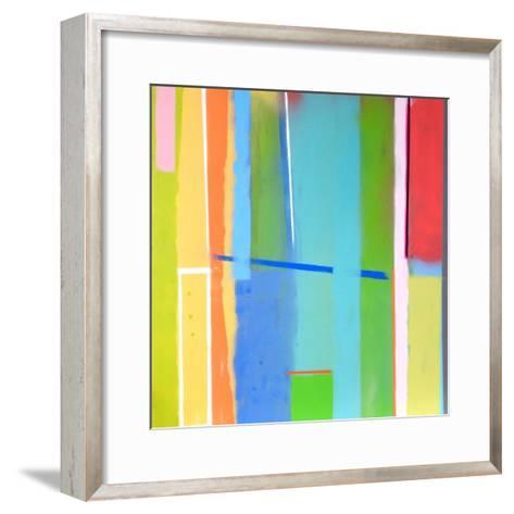 Urban Summer 16-Gil Miller-Framed Art Print