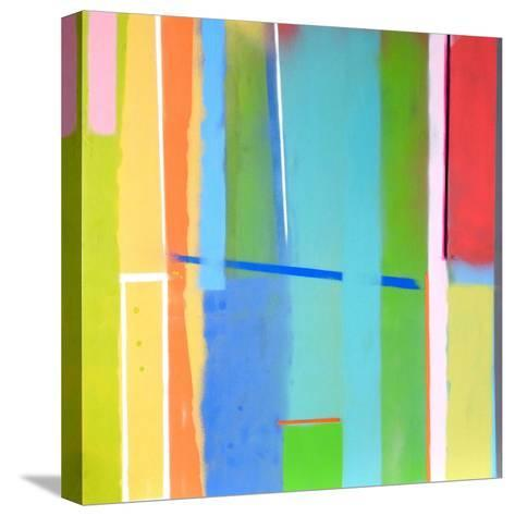 Urban Summer 16-Gil Miller-Stretched Canvas Print