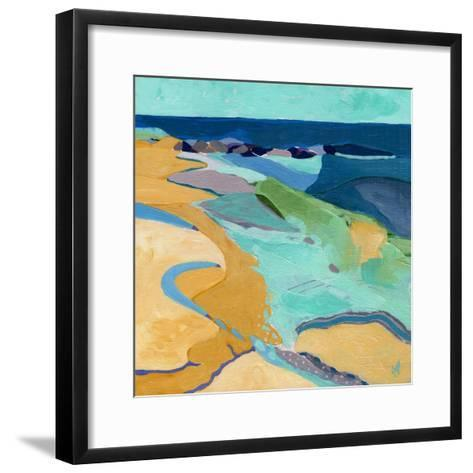 Seaside-Ann Thompson Nemcosky-Framed Art Print